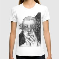 diamonds T-shirts featuring Diamonds by Purple Enma Art