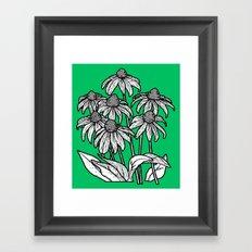Love Summertime Framed Art Print