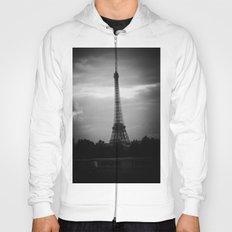 Eiffel Tower After Dark Hoody