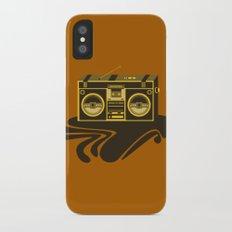 Radio Head Slim Case iPhone X
