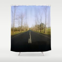 In honour of our fallen Diggers Shower Curtain
