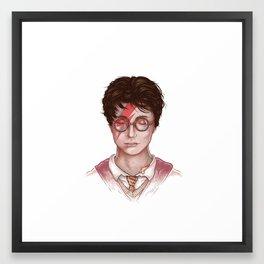 Harry Stardust Framed Art Print