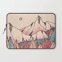 The autumnal riverside Laptop Sleeve