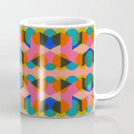 Geometric 60s Coffee Mug