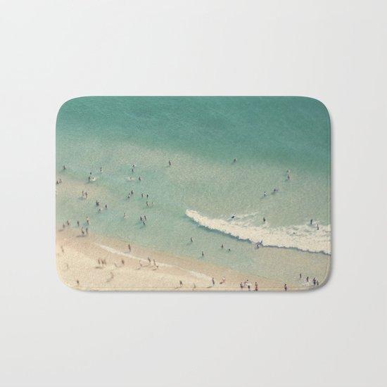 beach love II - Nazare Bath Mat