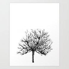33333 Art Print