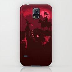 Farewell Brave Knight Slim Case Galaxy S5