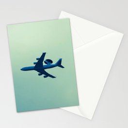 Plain old Plane Stationery Cards