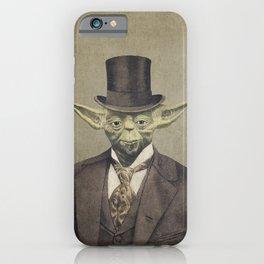 Sir Yodington  iPhone Case