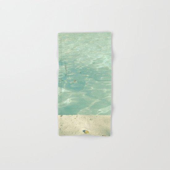 Morning Swim Hand & Bath Towel