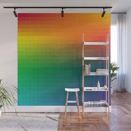 Rainbow Spectrum Wall Mural