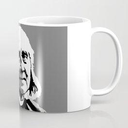 Franz Liszt (1811-1886) in 1886 (digital 1) Coffee Mug