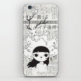 Maritaka iPhone Skin