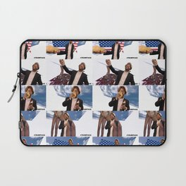 #TRUMPFACE 3: Burgers and Ballgags Laptop Sleeve