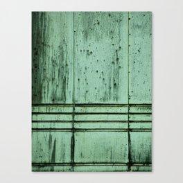 Verdigris Canvas Print