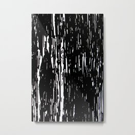 rain that walks Metal Print