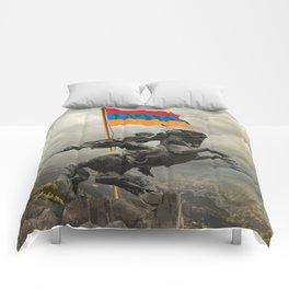David of Sassoun Comforters