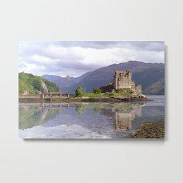 Eilean Donan Castle 37 Metal Print