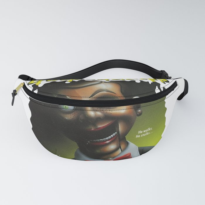 Goosebumps - Night of The Living Dummy Fanny Pack