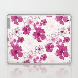 Pink Poppy Bash Laptop & iPad Skin