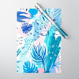 Night Jungle Wrapping Paper