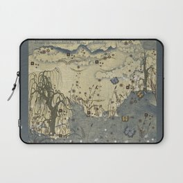 Uncertain Beauty Laptop Sleeve