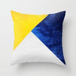 Modern Abstract No1 Throw Pillow