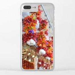 Shot in Seattle Clear iPhone Case