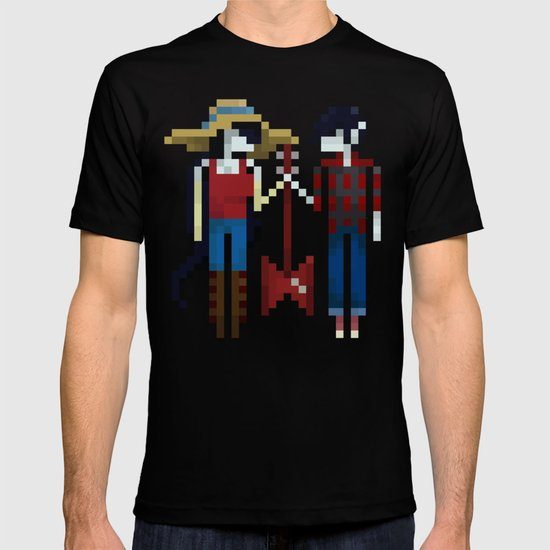 The Vampire Queen and King T-shirt