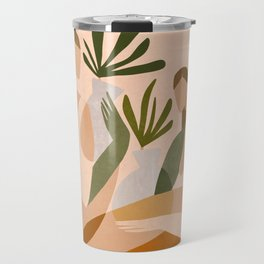 We grow plants Travel Mug