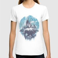 wanderlust T-shirts featuring Wanderlust by Robson Borges