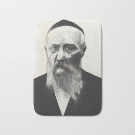 Rabbi Levi Yitzchak Schneersohn Bath Mat