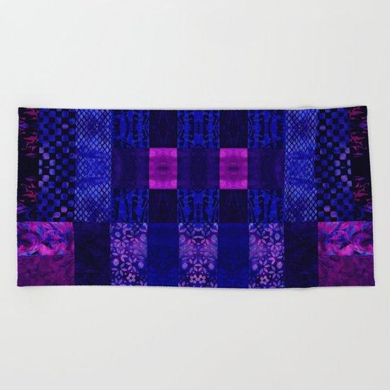 Quilt Square - MMB Beach Towel