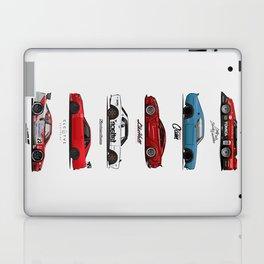 Skylines For Paul Walker Laptop & iPad Skin