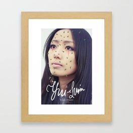 Yu-hsin Framed Art Print