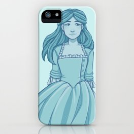 Eliza iPhone Case