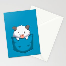 Pocket Poro Stationery Cards