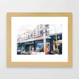 Old Binondo Framed Art Print