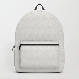 Georgian Whitework Backpack