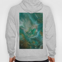 Dawning of a Galactic Planet Hoody