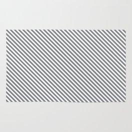 Sharkskin Stripe Rug