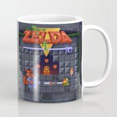 The Zelda of Legend Coffee Mug