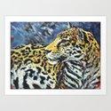 Amur Leopard by saracuthbert