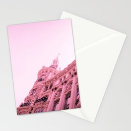 Pink Madrid Stationery Cards