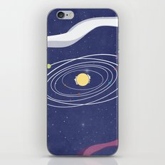 A Solar View iPhone & iPod Skin