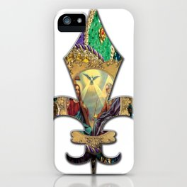 Fat Tuesday iPhone Case