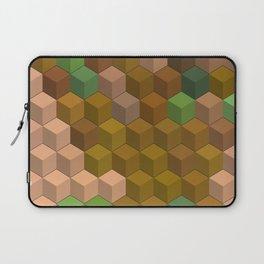 Multicolor blocks Laptop Sleeve