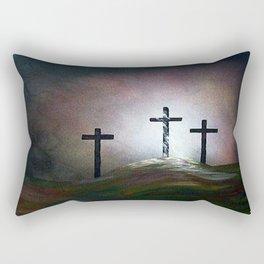 Still the Light Rectangular Pillow