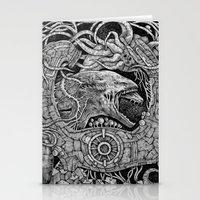 prometheus Stationery Cards featuring Prometheus by Walid Aziz