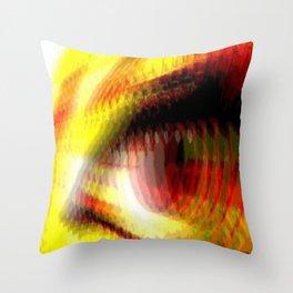 Future Vision Throw Pillow